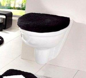 wc deckelbezug von my home 47 x 50 cm toilettendeckelbezug stoffbezug neu ebay. Black Bedroom Furniture Sets. Home Design Ideas