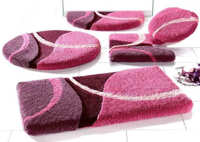 1 st wc deckelbezug von vossen beere rosa normgr e deckel bezug neu ebay. Black Bedroom Furniture Sets. Home Design Ideas