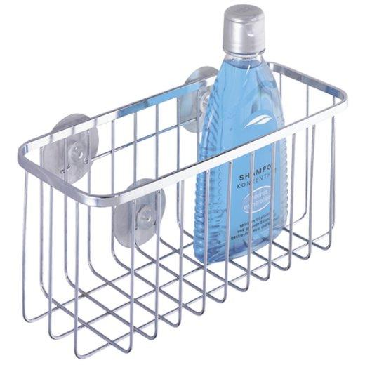 Seifenablage Dusche Ohne Bohren : -SERIE-RAGUSA-WENKO-WANDABLAGE-SEIFENABLAGE-ECKREGAL-ohne-BOHREN-NEU