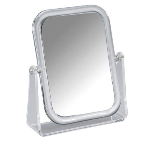 led wandspiegel stand kosmetikspiegel handspiegel by wenko bad spiegel neu ebay. Black Bedroom Furniture Sets. Home Design Ideas