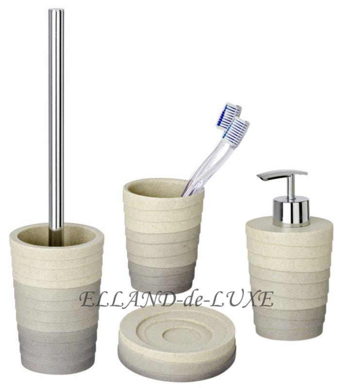 Serie cuzco wenko distributore di sapone porta spazzolino - Wenko accessori bagno ...