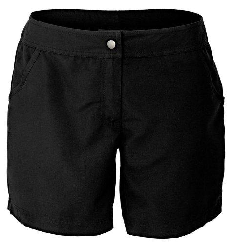 badeshorts kurzhose damen gr 48 schwarz shorts beachwear swimwear neu ebay. Black Bedroom Furniture Sets. Home Design Ideas