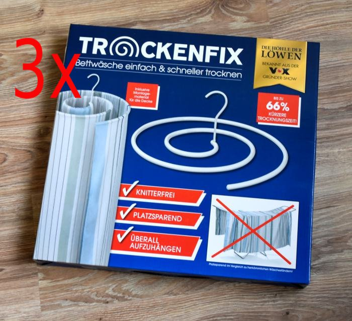 3x Wäschebügel Wäschetrockner Wäscheständer Für Bettwäsche Von
