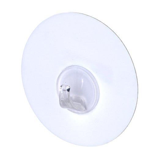 2 st static loc wandhaken lichterkettenhalter von wenko haken ohne bohren neu ebay. Black Bedroom Furniture Sets. Home Design Ideas