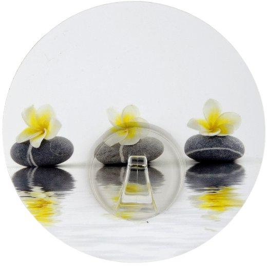 static loc wandhaken lichterkettenhalter von wenko haken ohne bohren neu ebay. Black Bedroom Furniture Sets. Home Design Ideas
