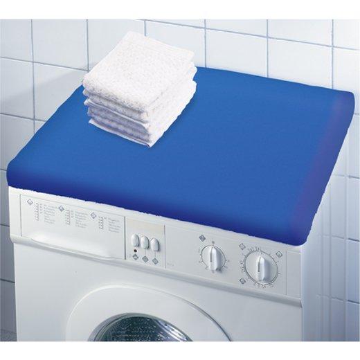 1 pi ce machine laver rev tement bleu by wenko s che linge couverture housse ebay. Black Bedroom Furniture Sets. Home Design Ideas