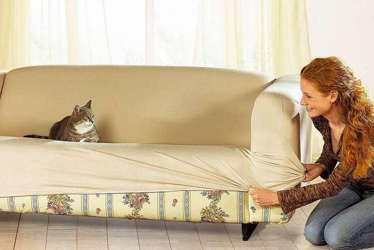 2 sitzer sofahusse gr 2 natur sofabezug stretchhusse husse stretch bezug neu ebay. Black Bedroom Furniture Sets. Home Design Ideas