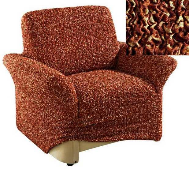 1 sitzer sesselhusse stretchhusse husse terra gr 1. Black Bedroom Furniture Sets. Home Design Ideas