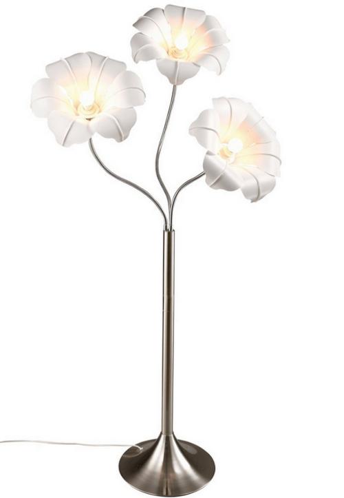 kare design standleuchte stand leuchte lampe blume bloom. Black Bedroom Furniture Sets. Home Design Ideas