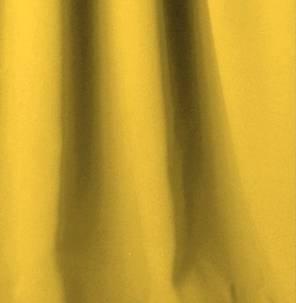 2 st vorhang 140 x 245 senf gelb verdunkelung deko store gardine schlaufen neu. Black Bedroom Furniture Sets. Home Design Ideas