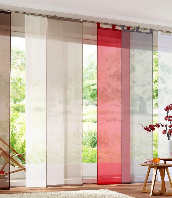 panel curtains sliding curtain panel curtain velcro velcro
