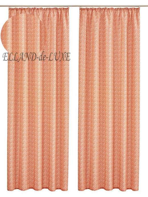 2 st gardine 140 x 245 terra store blickdicht vorhang kr uselband neu ebay. Black Bedroom Furniture Sets. Home Design Ideas