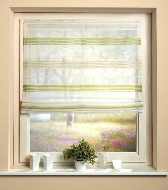 Fenster Gardinen Grun : Sichtschutz Stoff Grun  St VORHANG 140 x 225 GRÜN HALBTRANSPARENT