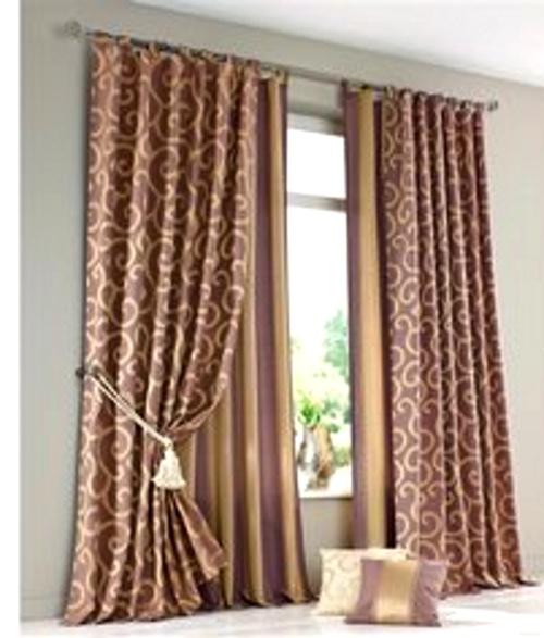 vorhang gold. Black Bedroom Furniture Sets. Home Design Ideas