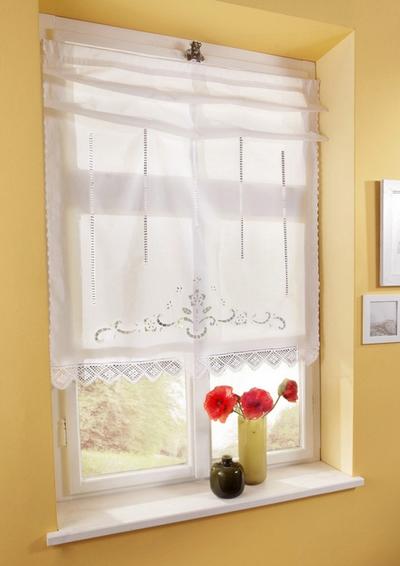 1 st klip gardine raffgardine 80 x 135 wei h kel spitze. Black Bedroom Furniture Sets. Home Design Ideas