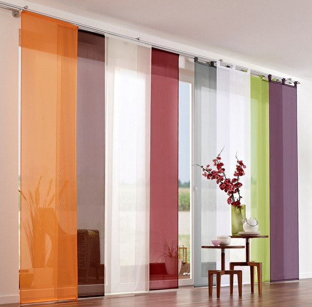 panel curtains sliding curtain panel curtain velcro velcro