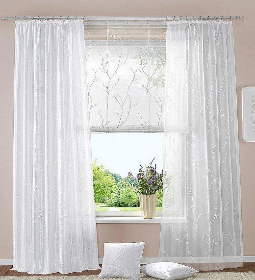 gardinen organza alles ber wohndesign und m belideen. Black Bedroom Furniture Sets. Home Design Ideas