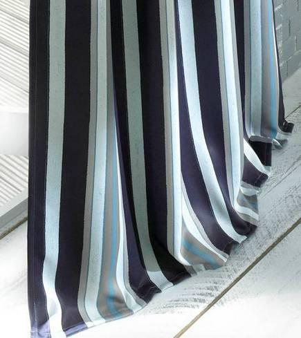 1 st vorhang gardine b h 270 x 245 grau blickdicht verdunkelung store sen neu. Black Bedroom Furniture Sets. Home Design Ideas