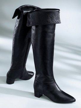 david braun overknee stiefel gr 42 schwarz nappaleder leder damen neu ebay. Black Bedroom Furniture Sets. Home Design Ideas