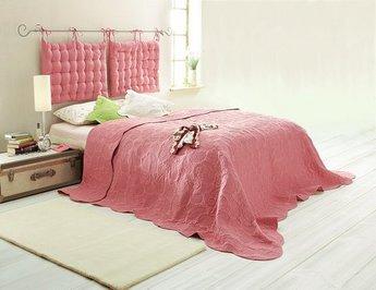 stepp tagesdecke wohndecke 180 x 250 rose sofa berwurf. Black Bedroom Furniture Sets. Home Design Ideas